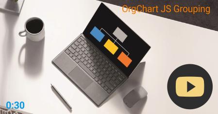 Grouping - OrgChart JS | BALKANGraph